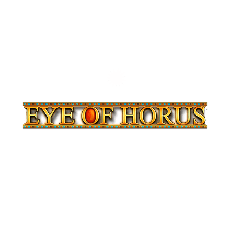 Eye Of Horus on Betfair Bingo