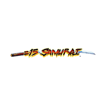 15 Samurai on Betfair Arcade