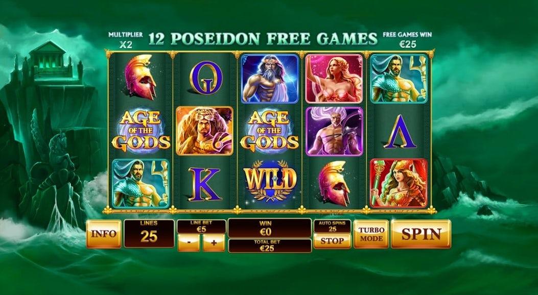 Tiki Treasure spelautomat