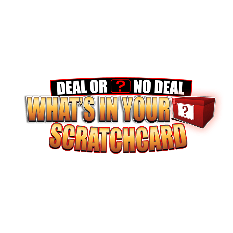 Deal or No Deal; What's in Your Box Scratchcard