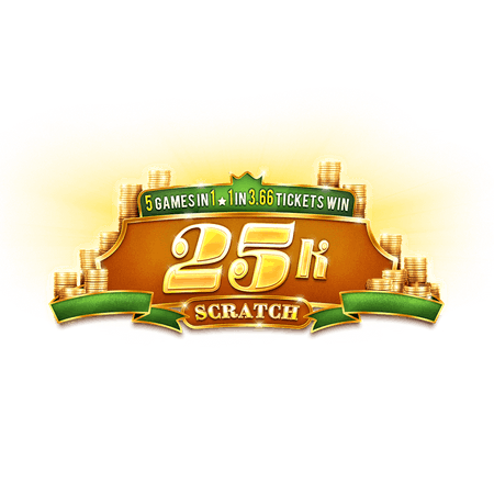 25k Scratch - Betfair Casino