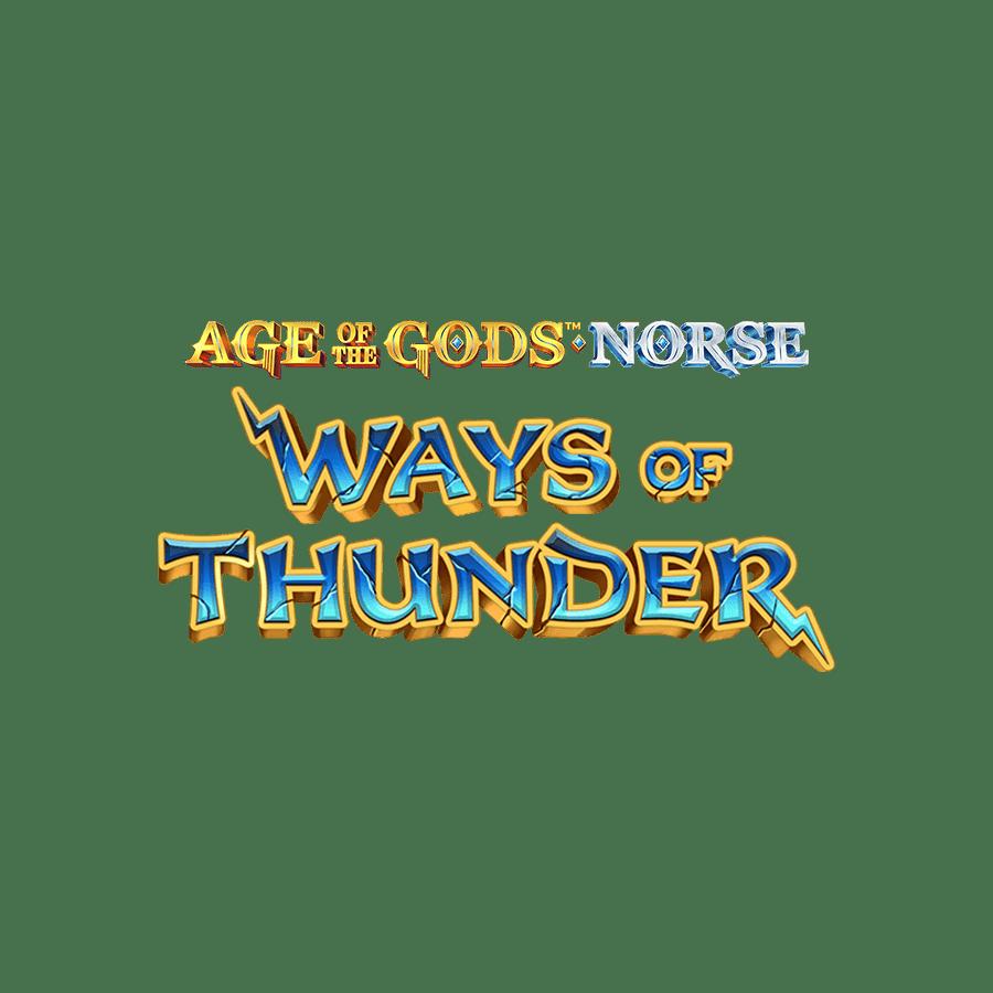 Age Of The Gods™ Norse Ways of Thunder