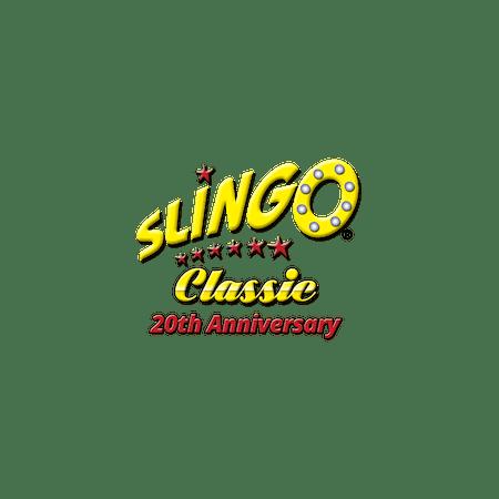 Slingo Classic on Betfair Bingo