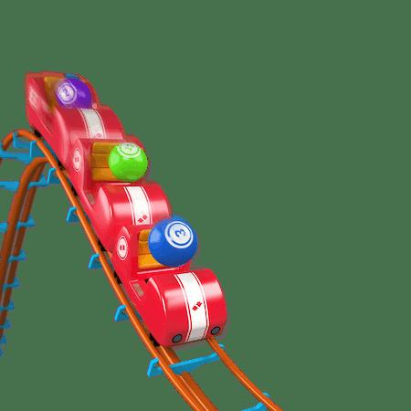 Roller Coaster on Betfair Bingo