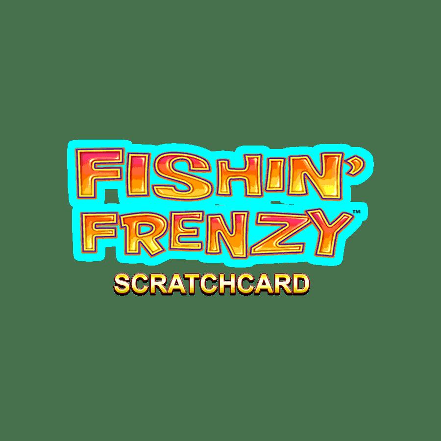 Fishin' Frenzy Scratchcard