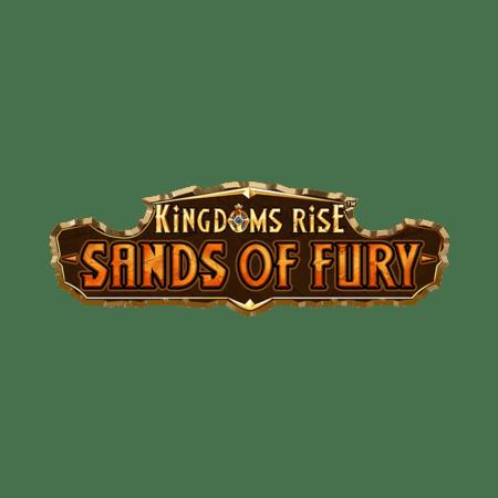 Kingdoms Rise Sands of Fury™ em Betfair Cassino