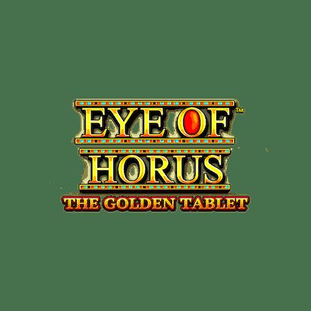 Eye of Horus - The Golden Tablet on Betfair Casino