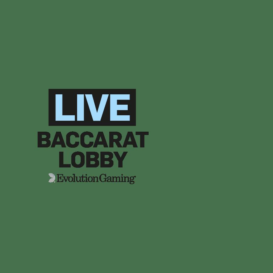Live Baccarat Lobby