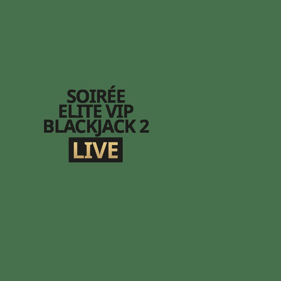 Live Soiree Elite VIP Blackjack 2
