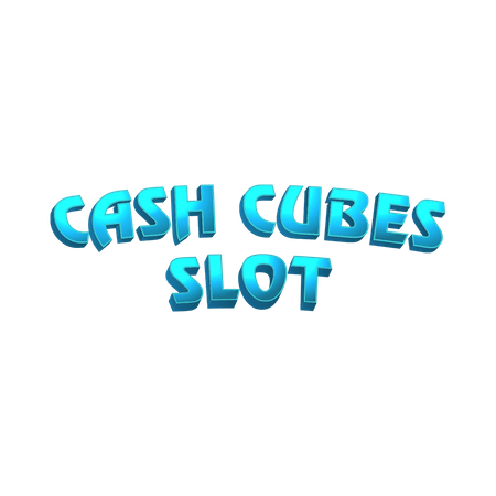 Cash Cubes Slot on Betfair Bingo