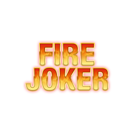 Fire Joker - Betfair Casino