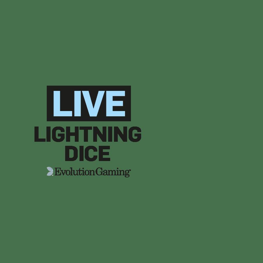 Live Lightning Dice
