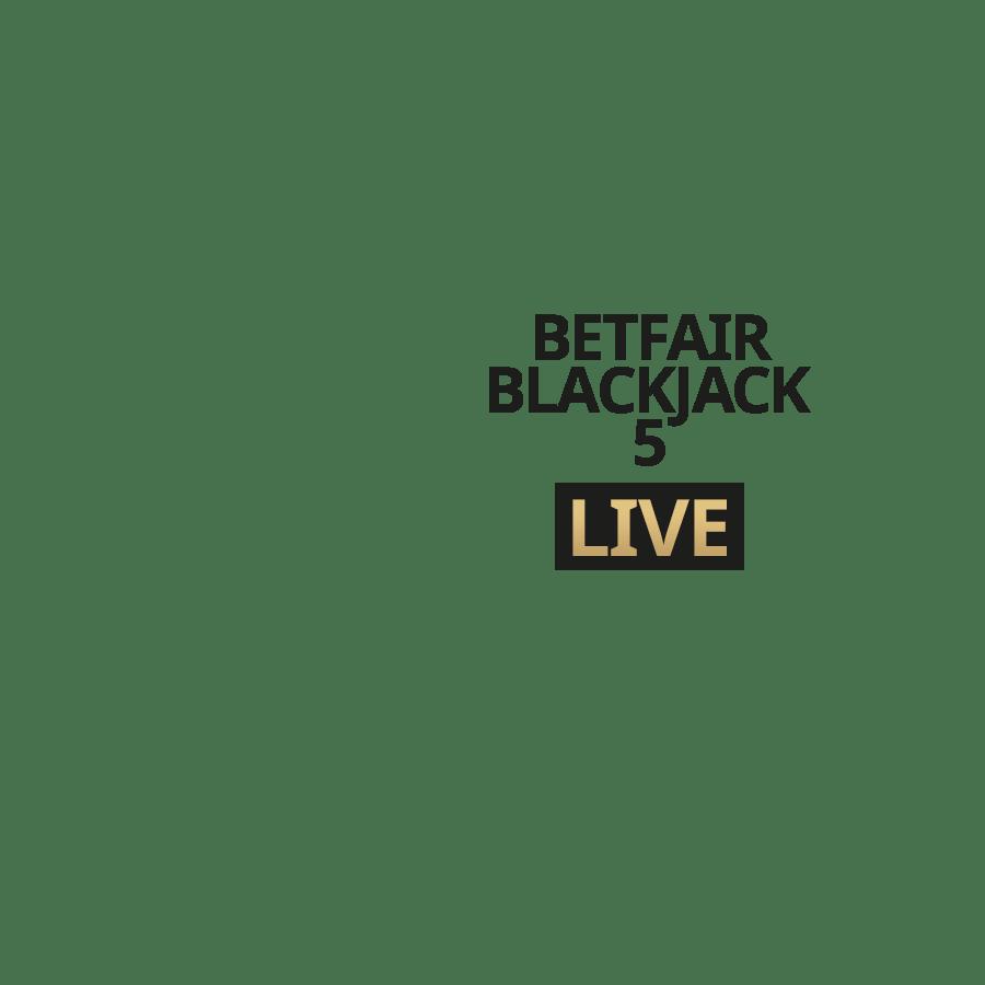 Live Betfair Blackjack 5