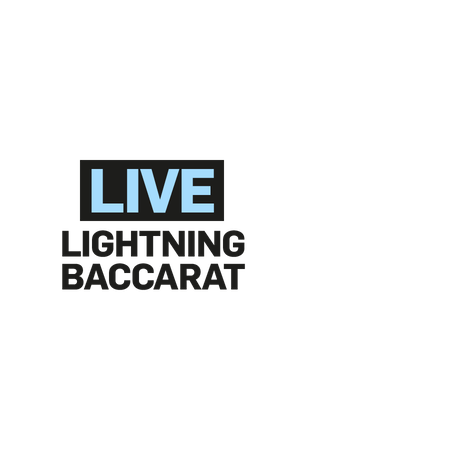 Lightning Baccarat - Betfair Casino