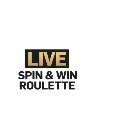 Live Spin & Win Roulette on Betfair Casino