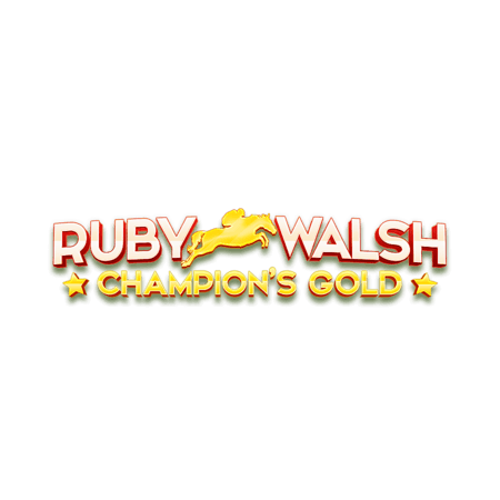 Ruby Walsh Champion's Gold on Betfair Bingo