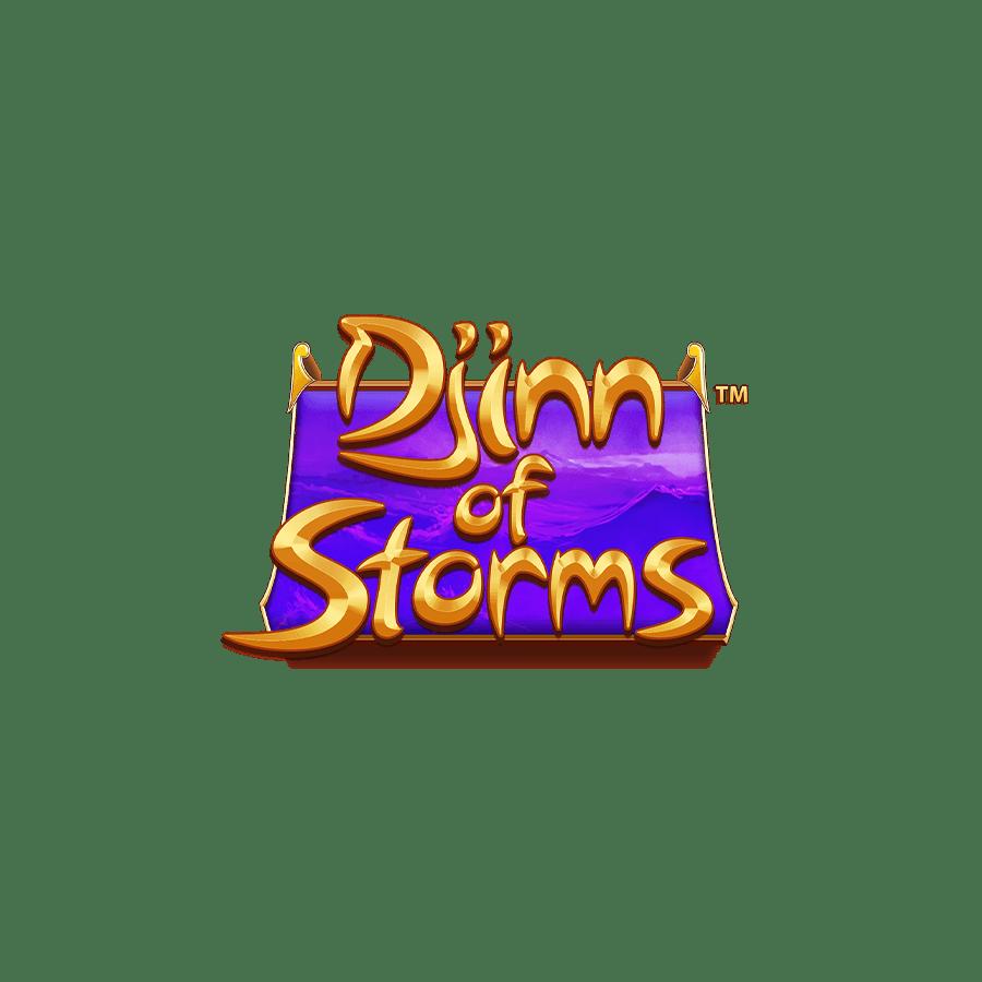 Djinn of Storms™ PowerPlay Jackpot