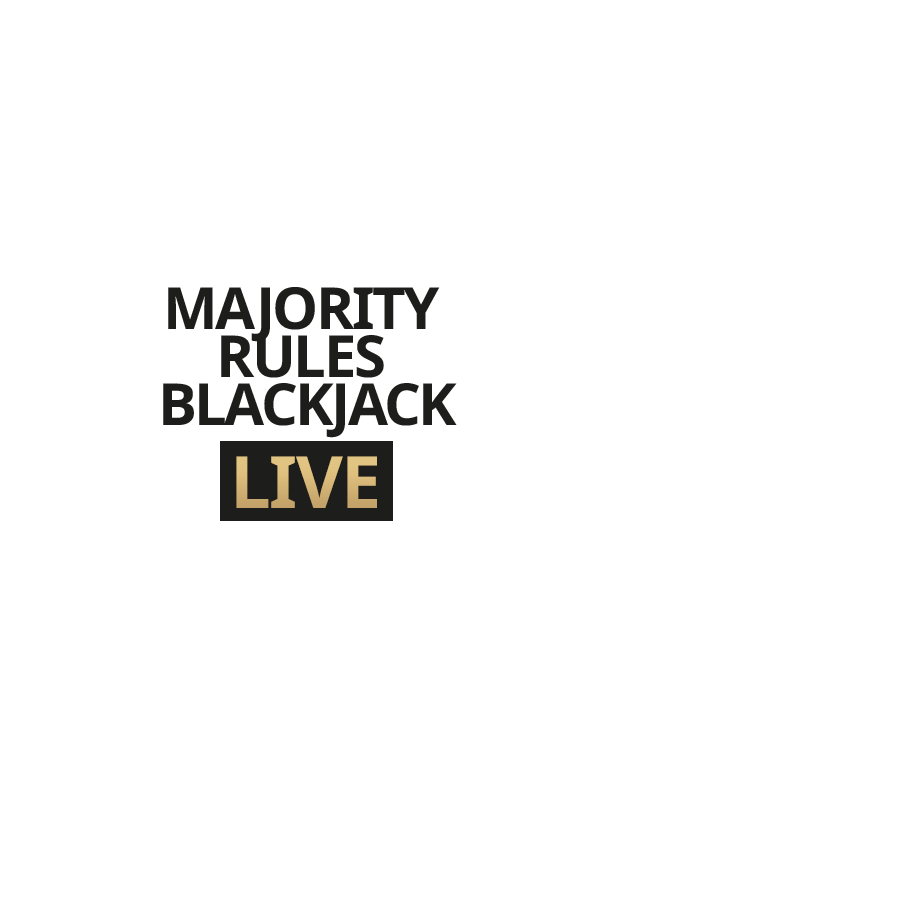 Live Majority Rules Blackjack