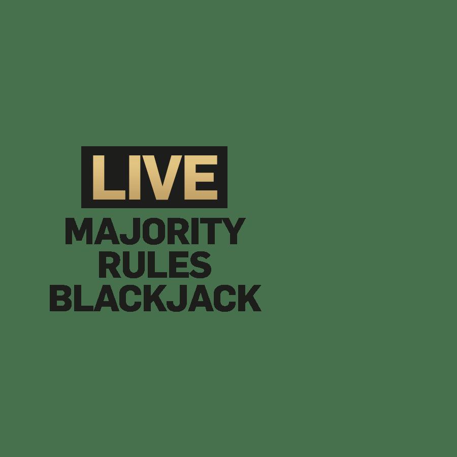 Live Majority Rules Blackjack