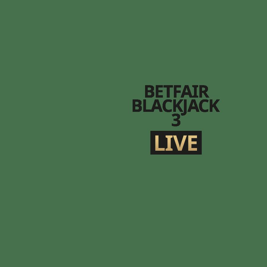 Live Betfair Blackjack 3