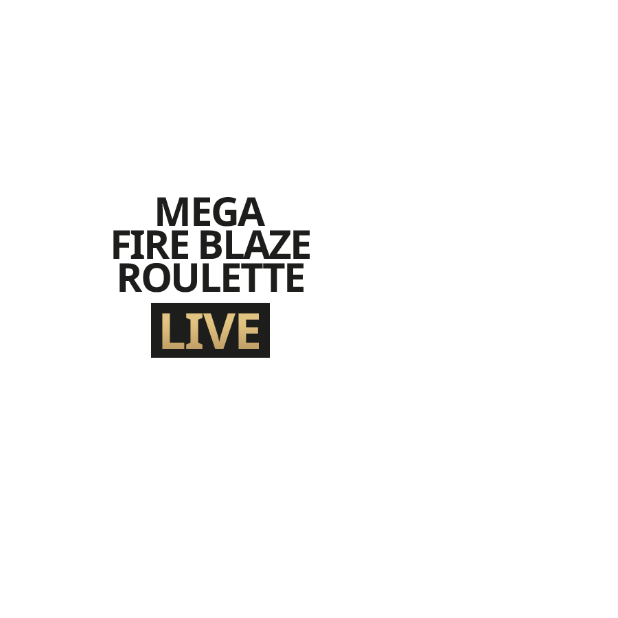 Live Mega Fire Blaze Roulette