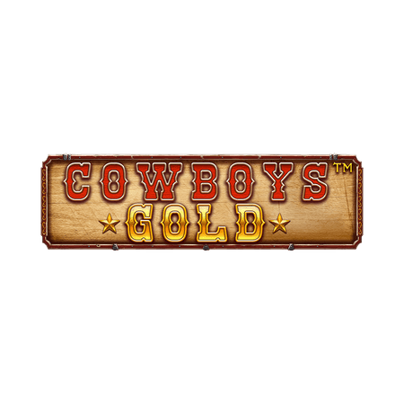 Cowboys Gold on Betfair Casino