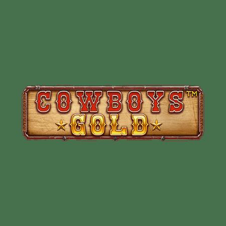 Cowboys Gold em Betfair Cassino