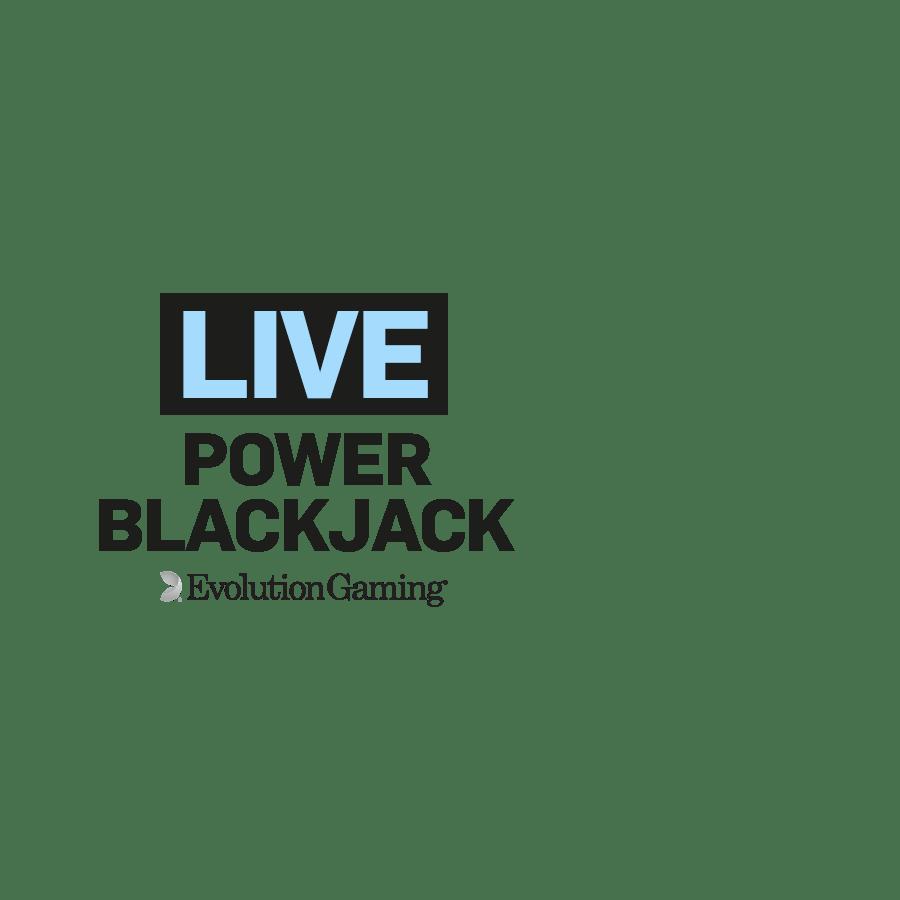 Live Power Blackjack