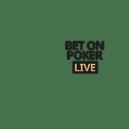 Live Bet On Poker em Betfair Cassino
