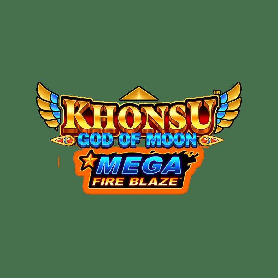 Mega Fire Blaze Khonsu God of Moon™