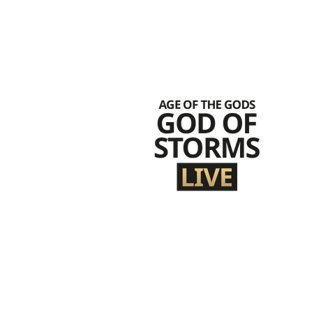 Live Age of the Gods God of Storms - Betfair Casino