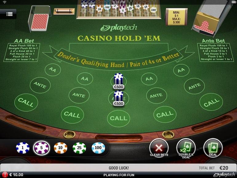 games heaves gambling