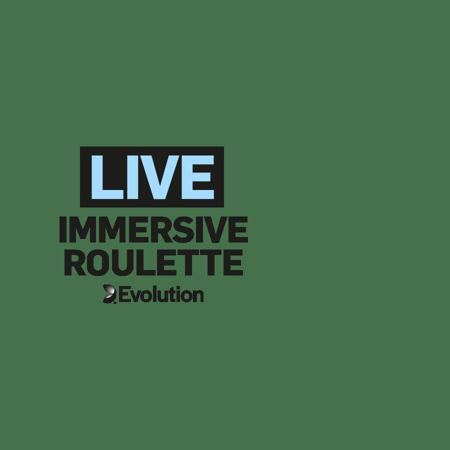 Live Immersive Roulette