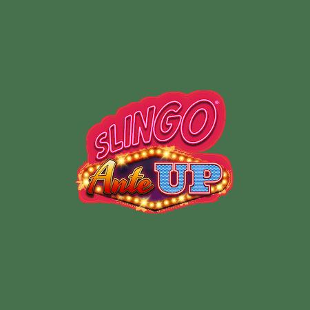 Slingo Ante Up on Betfair Casino