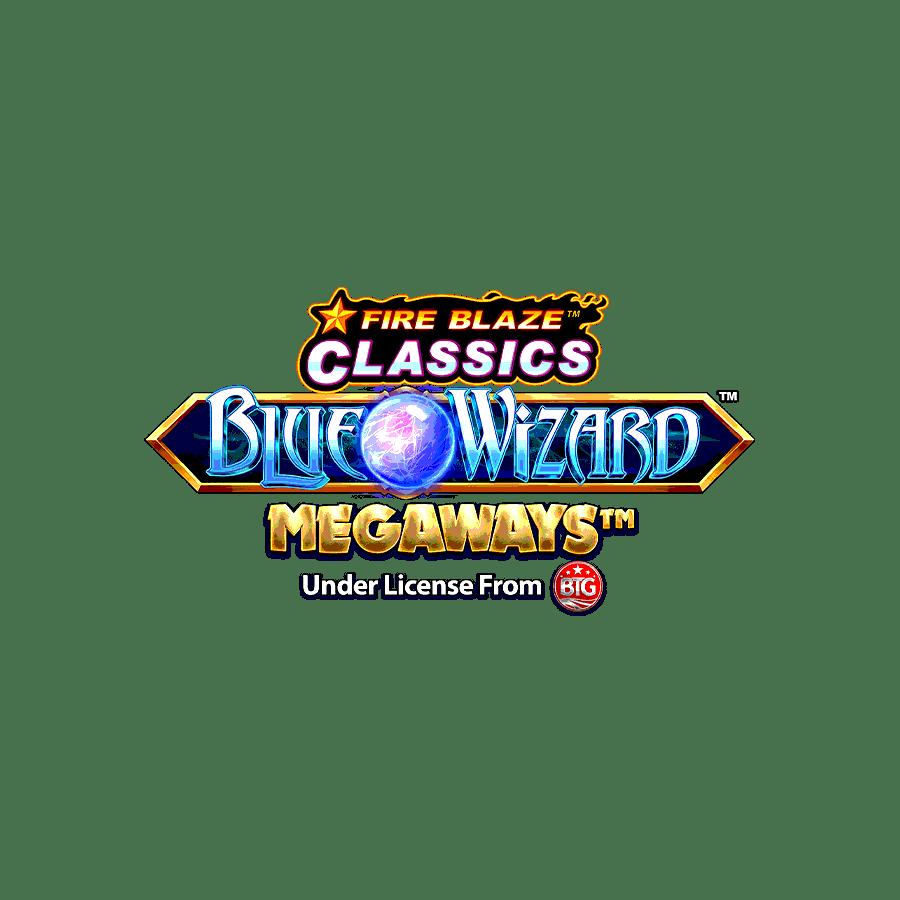 Fire Blaze™: Blue Wizard™ Megaways