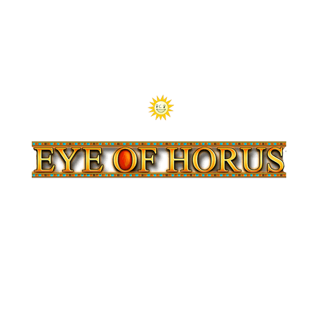 Eye of Horus on Betfair Arcade