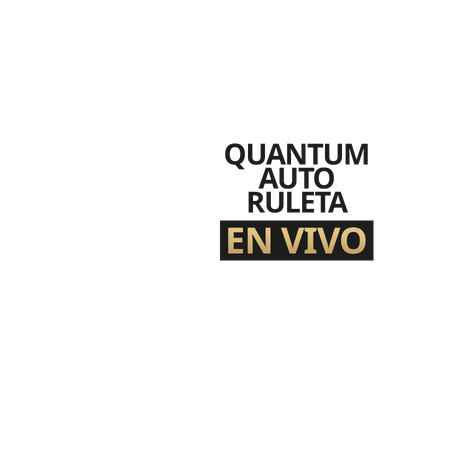 Quantum Auto Ruleta En Vivo - Betfair Casino