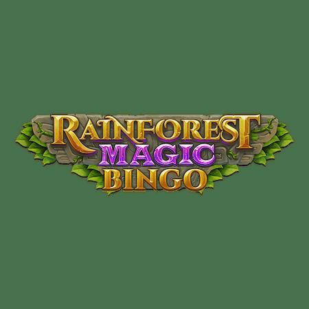 Rainforest Magic Bingo - Betfair Arcade