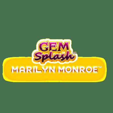 Gem Splash™Marilyn Monroe™