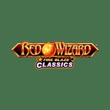 Fire Blaze™ Red Wizard™