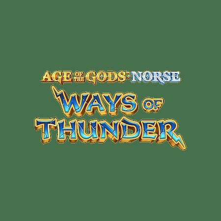 Age of the Gods Norse Ways of Thunder™