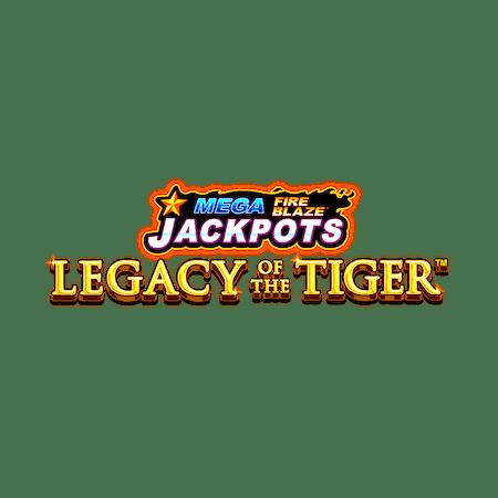 Mega Fire Blaze Legacy of the Tiger™