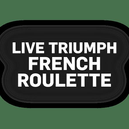 Live Triumph French Roulette - Betfair Vegas