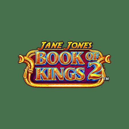 Jane Jones Book of Kings 2™ - Betfair Vegas