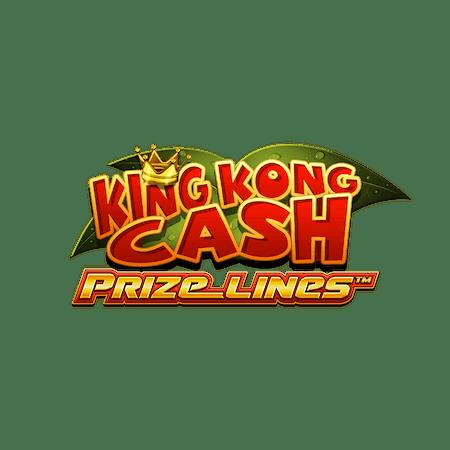 King Kong Cash Prize Lines - Betfair Arcade