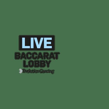 Live Baccarat Lobby - Betfair Casino