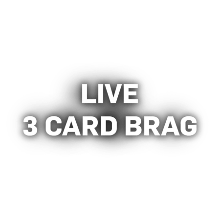 Live 3 Card Brag on Betfair Casino
