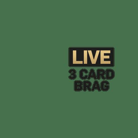 Live 3 Card Brag - Betfair Casino