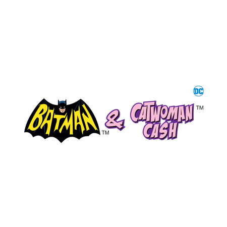 Batman & Catwoman Cash