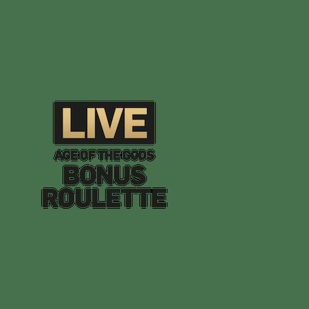 Live Age of the Gods Bonus Roulette - Betfair Casino